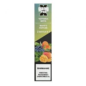Манго и персик