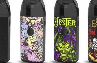 Электронная сигарета Jester Pod Kit