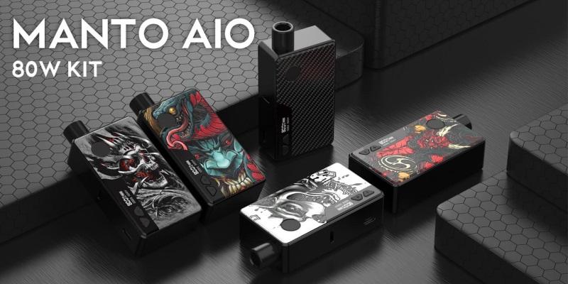 Rincoe Manto AIO 80W Kit