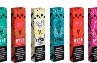 Электронная сигарета Ryse bar