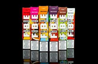 Электронная сигарета FIBIE Dual Flavor