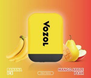 Банан и груша