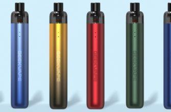 Электронная сигарета GeekVape Wenax S-C Pod kit