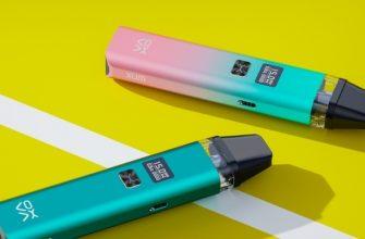 Электронная сигарета Oxva XLIM POD kit